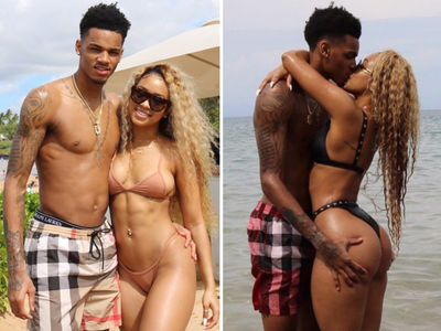 NBA's Dejounte Murray Hits Hawaii with Crazy Hot GF During All-Star Weekend