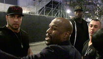 Floyd Mayweather on MMA Future, 'I Don't Know'
