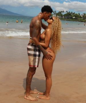 Dejounte Murray's Romantic Hawaiian Getaway
