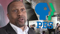 Tavis Smiley Sues PBS Over Firing, Sexual Harassment Allegations