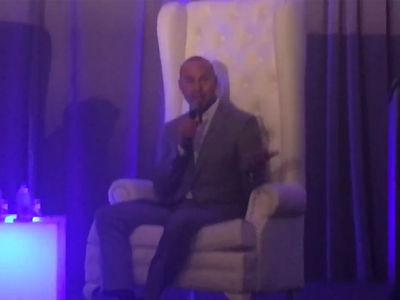 Derek Jeter Talks School Schooting, Marlins Will Help Florida Heal