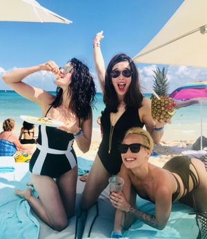 Torrey DeVitto's Mexico Girls Trip