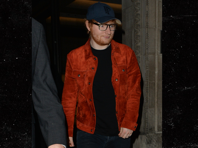 Ed Sheeran's 'Engagement Ring' Isn't as Flashy as His Fiancee's Rock