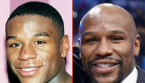 Floyd Mayweather -- Good Genes or Good Docs?