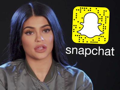 Kylie Jenner's Tweet Might've Cost Snapchat $1.3 Billion