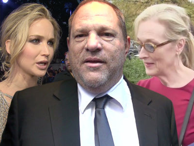 Harvey Weinstein Angry with Lawyer for Using Streep & Lawrence in His Defense