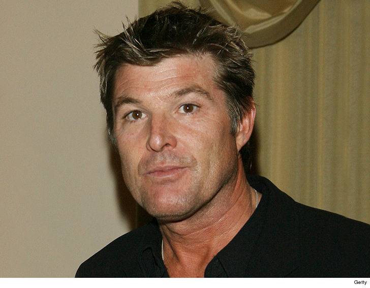 'Bold and the Beautiful' Star Winsor Harmon Arrested for Drunk in Public