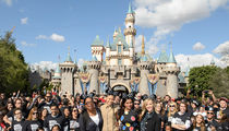 Oprah, Reese Witherspoon Surprise 'A Wrinkle in Time' Fans at Disneyland