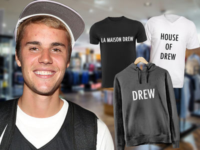 Justin Bieber Looking to Capitalize on His Middle Name in Fashion