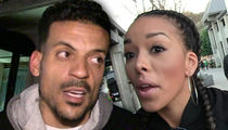 Matt Barnes' Ex-Wife Rejects Olive Branch, Trashes NBA Star Instead