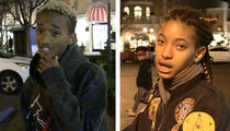 Jaden & Willow Smith Approve Dad's 'ICON' Video Spoof