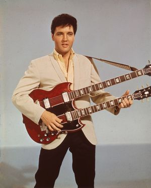Remembering Elvis Presley