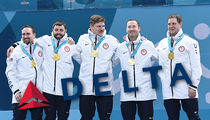 U.S. Olympic Curling Team Denied a Delta Upgrade After Winning Gold