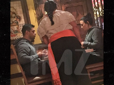 Demi Lovato, Wilmer Valderrama Go on Lunch Date
