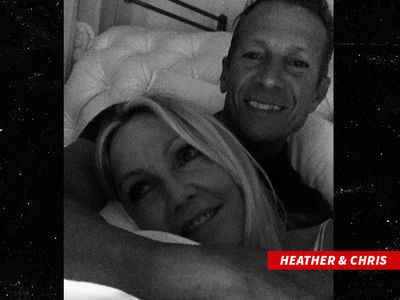 Heather Locklear's Boyfriend Arrested for DUI Hours After Her Arrest