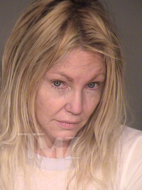Heather Locklear was arrested for felony domestic violence and battery on a cop in February 2018. When cops tried putting Heather in custody due to a domestic dispute with her boyfriend, she became combative and struck 3 deputies. She has had domestic violence issues back in 2011 with then-boyfriend and old co-star Jack Wagner.