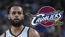 Spurs' Patty Mills Called 'Jamaican Dog' by Racist Cavs Fan, Responds Like a Boss (UPDATE)
