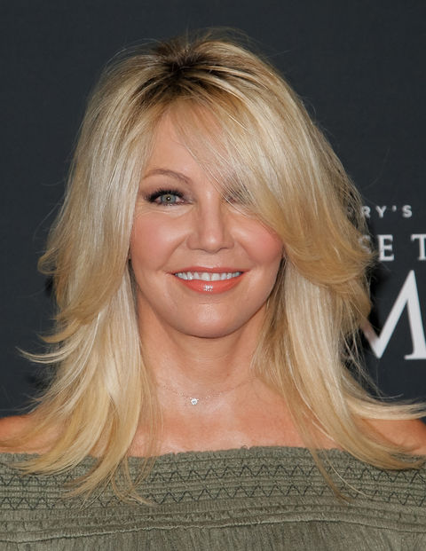 Heather Locklear -- now 56 years old -- was spotted recently looking dreamy