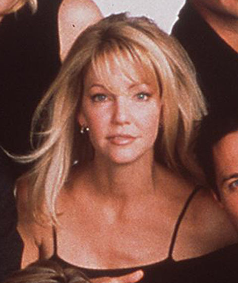 Heather Locklear is best known for starring as Amanda Woodward in the hit soap opera 'Melrose Place'