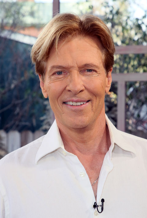 Jack Wagner -- now 58 years old -- was spotting earlier this month looking dashing