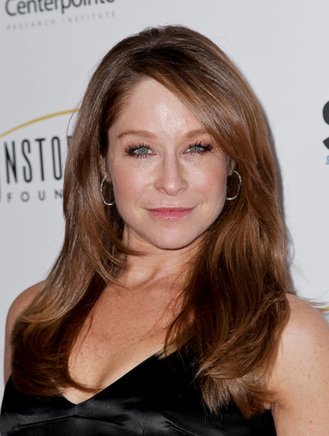 Jamie Luner -- now 46 years old -- was spotted recently looking smashing