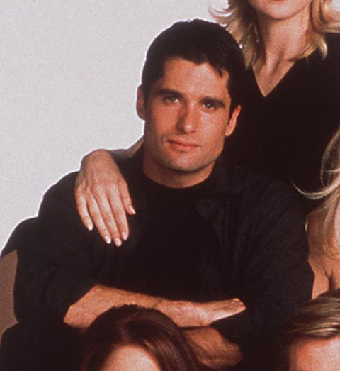 Rob Estes is best known for his role as Kyle McBride on 'Melrose Place'