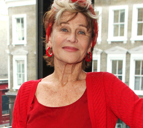 Julie Christie -- now 77 years old -- was recently photographed looking red hot!