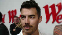 Joe Jonas Sued for Car Accident Involving His Car and His Assistant