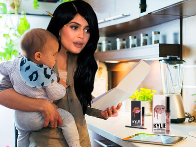 Kylie Jenner Files Trademark Documents 18 Days After Giving Birth to Stormi