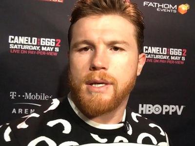 Canelo Alvarez: I'd Never Consider MMA Like Floyd Mayweather, 'I Respect Boxing'