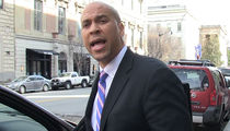 Senator Cory Booker Calls Don Young's Holocaust Gun Argument Outrageous