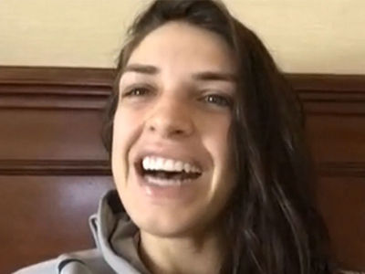 UFC's Mackenzie Dern: I'm Not the Next Ronda Rousey, I Wanna Be Better!