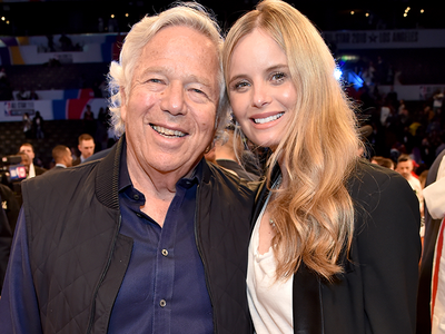 Robert Kraft: My GF Gave Birth But I'm NOT the Father!