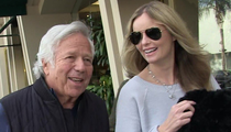 Robert Kraft's GF Reportedly Births Secret Baby (UPDATE)