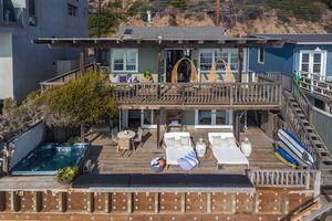 Ricky Schroder's Malibu Beach House