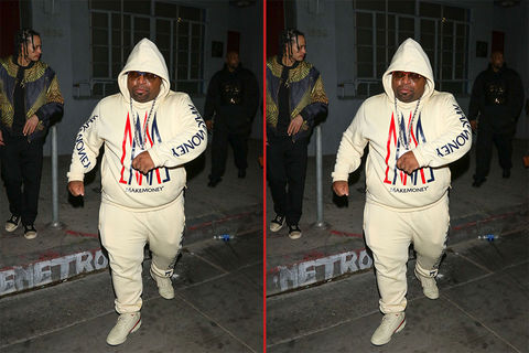 Can you spot the THREE differences in these CeeLo Green photos?