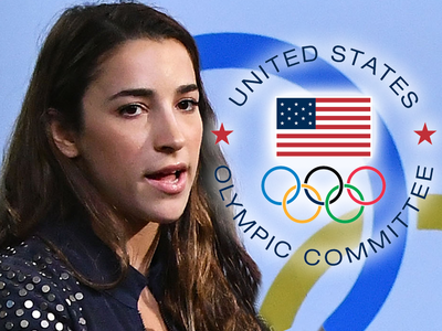 Aly Raisman Sues U.S. Olympic Committe Over Nassar Sexual Abuse