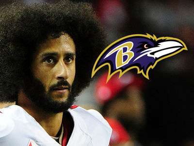 Colin Kaepernick: U.S. Military Official Cautioned Ravens On Signing QB