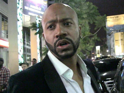 Columbus Short Sentenced to 1 Year in Jail in Domestic Violence Case
