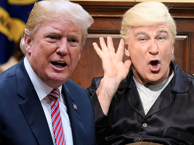 Donald Trump Unloads on Alec Baldwin on Twitter, Actor Happily Fires Back