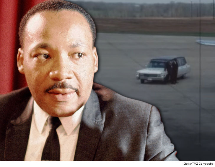 Martin Luther King Jr.'s Hearse Owner Wants $2.5 Million ...