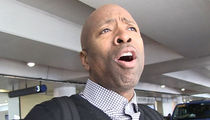 Kenny Smith Calls J.R. Smith's Soup Throwing Incident 'Ultimate Disrespect' to Damon Jones