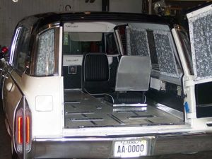 Martin Luther King Jr. -- Inside the Hearse