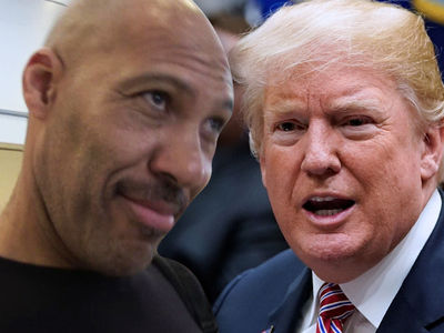LaVar Ball Calls Out Donald Trump Over Report the President Didn't Help LiAngelo in China