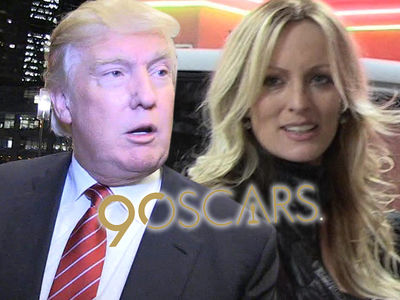 The Oscars Plan to Tee Off on President Trump and Stormy Daniels (UPDATE)