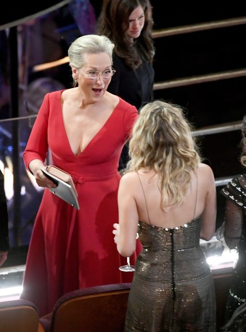 Meryl Streep and Jennifer Lawrence