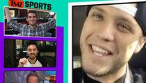 UFC's Brian Ortega: I'm Fighting Max Holloway, Dana White Confirmed