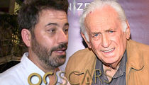 Carmine Caridi Didn't Appreciate Jimmy Kimmel's Weinstein Oscars Joke