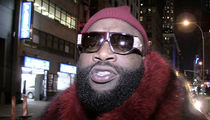 Rick Ross Back Home After Hospitalization