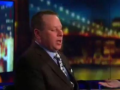 CNN's Erin Burnett Says She Smelled Alcohol on Sam Nunberg's Breath